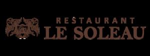 Restaurant Le Soleau